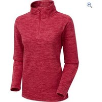 Hi Gear Womens Montana Fleece - Size: 20 - Colour: Red