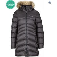 Marmot Montreal Womens Down Insulated Coat - Size: M - Colour: Black