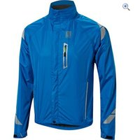 Altura NightVision Kinetic Waterproof Jacket - Size: S - Colour: IMPERIAL BLUE
