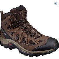 Salomon Authentic LTR GTX Mens Walking Boot - Size: 11 - Colour: BROWN-BLACK
