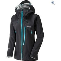 Rab Womens Firewall Jacket - Size: 8 - Colour: Black