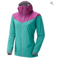 Rab Womens Rampage Jacket - Size: 12 - Colour: DARK JADE-BERRY