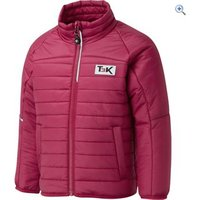 T3K Kids Marvel Insulated Jacket - Size: 9-10 - Colour: PERSIAN RED