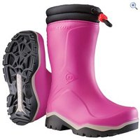 Dunlop Blizzard Childrens Wellington Boots - Size: 29 - Colour: Pink