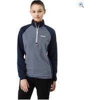 Craghoppers Tille Half Zip Microfleece - Size: 10 - Colour: NIGHT BLUE