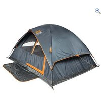 Bear Grylls 6-Person Family Tent - Colour: Grey