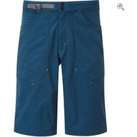 Mountain Equipment Mens Hope Shorts - Size: 36 - Colour: Blue