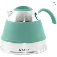 Outwell Collaps Kettle (2.5L) - Colour: Turquoise