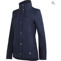 Noble Outfitters Womens Cheval Waterproof Jacket - Size: L - Colour: Navy