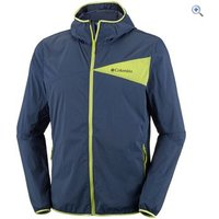 Columbia Mens Addison Park Windbreaker - Size: M - Colour: ZINC VOLTAGE