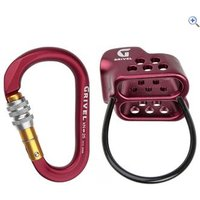 Grivel Master Mega Belay Set