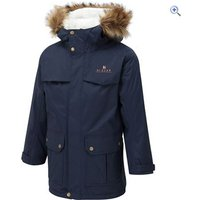 Hi Gear Kids District Parka - Size: 7-8 - Colour: Navy