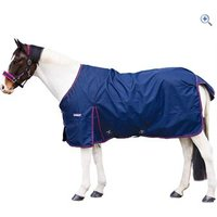 Loveson Turnout 0g Rug - Size: 6-6 - Colour: Navy-Pink
