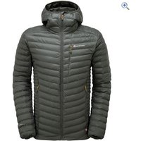 Montane Mens Icarus Jacket - Size: S - Colour: SHADOW-GOLD