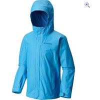 Columbia Kids Watertight Jacket - Size: XL - Colour: PENINSULA BLUE