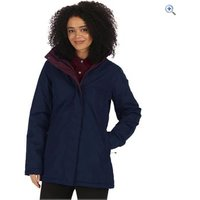Regatta Womens Blanchet II Jacket - Size: 8 - Colour: Navy