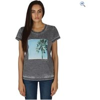 Dare2b Womens Poised T-Shirt - Size: 18 - Colour: CHARCOAL MARL