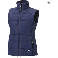 Harry Hall Womens Paddock Gilet - Size: 14 - Colour: Navy