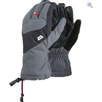 Mountain Equipment Mens Guide Gloves - Size: S - Colour: SHADOW BLACK