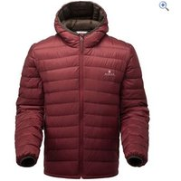 Hi Gear Mens Packlite Alpinist Jacket - Size: XXL - Colour: IRONGATE