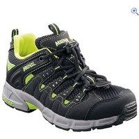 Meindl Respond Junior Walking Shoe - Size: 29 - Colour: LEMON-BLACK