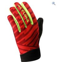 Altura Youth Spark 2 Gloves - Size: 7-9 - Colour: Red