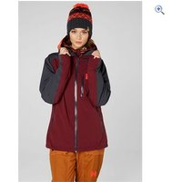 Helly Hansen Womens Jade Jacket - Size: M - Colour: Port