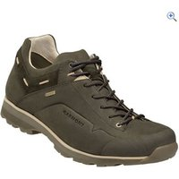 Garmont Mens Miguasha Low GTX Nubuck Shoes - Size: 8 - Colour: OLIVE GREEN