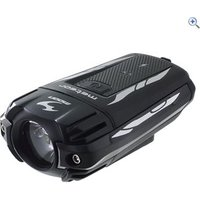 Moon Meteor C1 Rechargeable Front Bike Light - Colour: Black