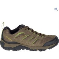 Merrell Mens White Pine Low Vent Waterproof Shoes - Size: 11.5 - Colour: Light And Dark Brown