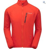 Montane Mens Featherlite Trail Jacket - Size: L - Colour: FLAG RED