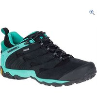 Merrell Womens Chameleon 7 GORE-TEX Shoes - Size: 4.5 - Colour: Ice Blue