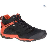 Merrell Mens Chameleon 7 Mid GORE-TEX Boots - Size: 11 - Colour: Fire red