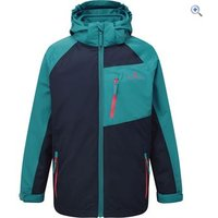 Hi Gear Kids Transition 3-in-1 Jacket - Size: 7-8 - Colour: STORM-BLUE