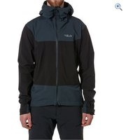 Rab Mens Mantra Jacket - Size: S - Colour: Grey And Black