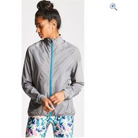 Dare2b Womens Blighted II Windshell - Size: 16 - Colour: MID GREY MARL