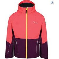Dare2b Kids Modulate Jacket - Size: 3-4 - Colour: Pink Purple