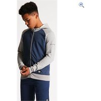 Dare2b Youth Preside Hoodie (14-15 Years) - Size: 14-15 - Colour: Blue Marl Grey