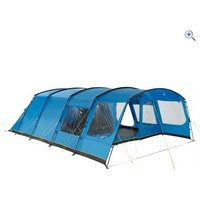Hi Gear Oasis Eclipse 8 Family Tent - Colour: Blue