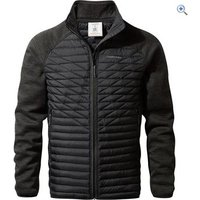 Craghoppers Mens Midas Hybrid Jacket - Size: XXL - Colour: Black