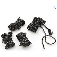 Hi Gear REFLECT ROPES 4MMX4M - Colour: Black