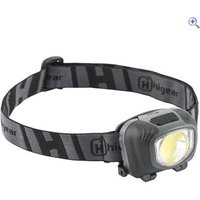 Hi Gear Evo 2 Cob Head Torch - Colour: Grey And Black