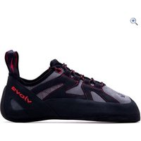 Evolv Mens Nighthawk Shoe - Size: 8.5 - Colour: Black / Red
