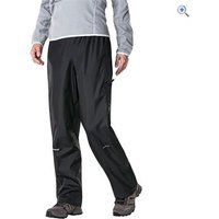 Berghaus Womens Deluge Waterproof Overtrousers (Short) - Size: 20 - Colour: Black