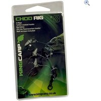 Fladen 3 Pk Chod Rigs B Less Size 8
