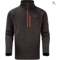 North Ridge Mens Hohokum Pullover - Size: XXL - Colour: OBSIDIAN