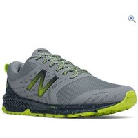 Offer  New Balance Men s FuelCore Nitrel Trail Running Shoes - Size  10 -  Colour  Grey fa3a5823b