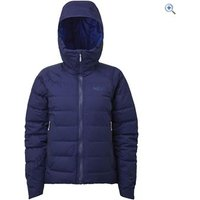 Rab Womens Valiance Down Jacket - Size: 8 - Colour: BLUE PRINT