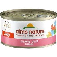 Almo Nature Cat Salm 70g