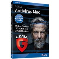 G DATA ANTIVIRUS MAC - 1 Jahr (1-Jahr)